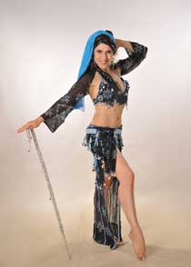Yasmina of Cairo workshops at Bellydance Me